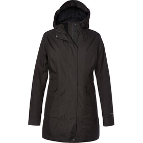 Royal Robbins Astoria Chaqueta Impremeable Mujer, jet black